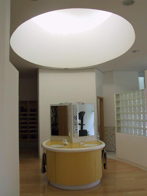 Interior de Casa Ancira Villarreal