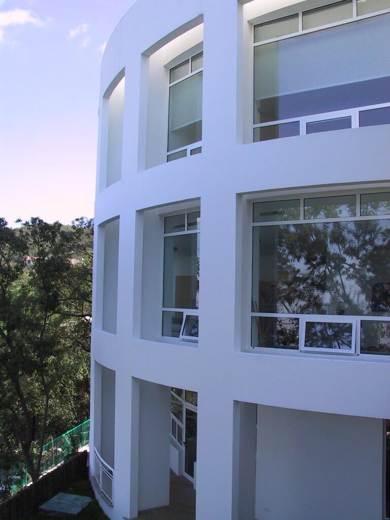 Exterior de Casa Ancira Villarreal
