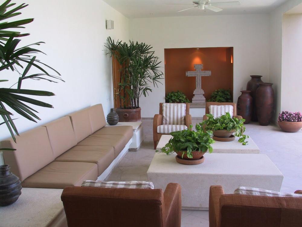 Interior de Casa Gamboa