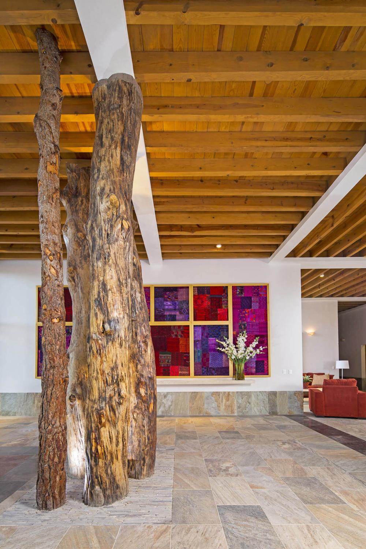 Interior de Casa de Retiro Sierra de Coahuila