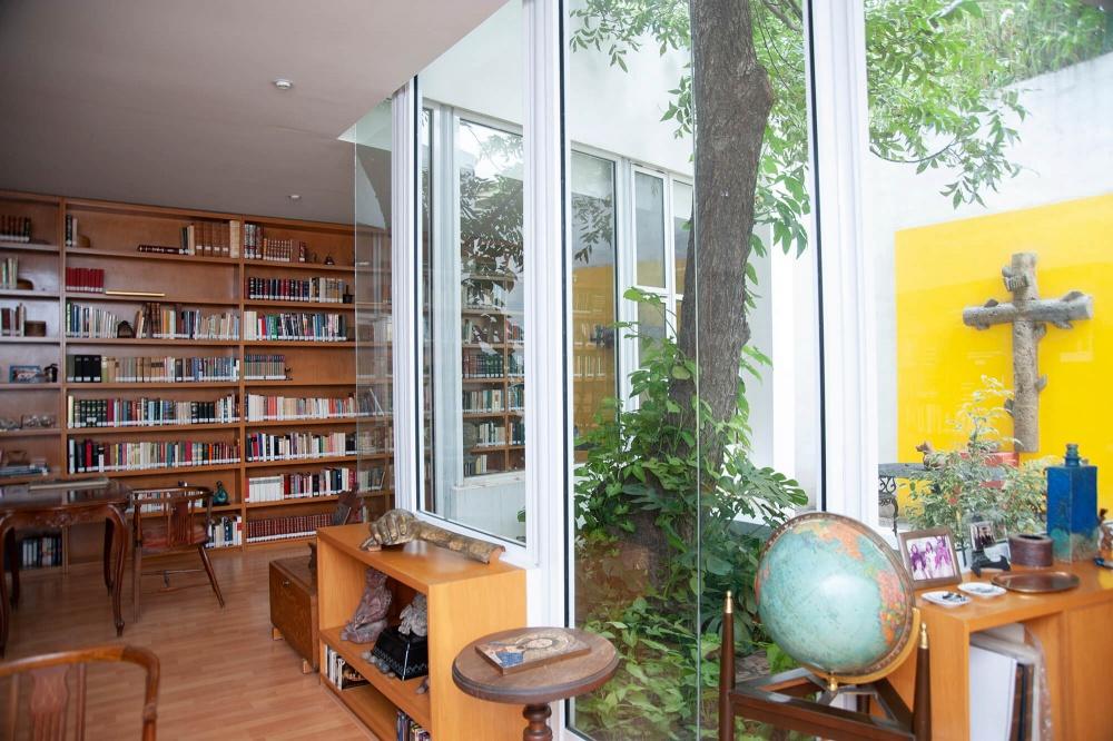 Interior de Casa Río Villagrán