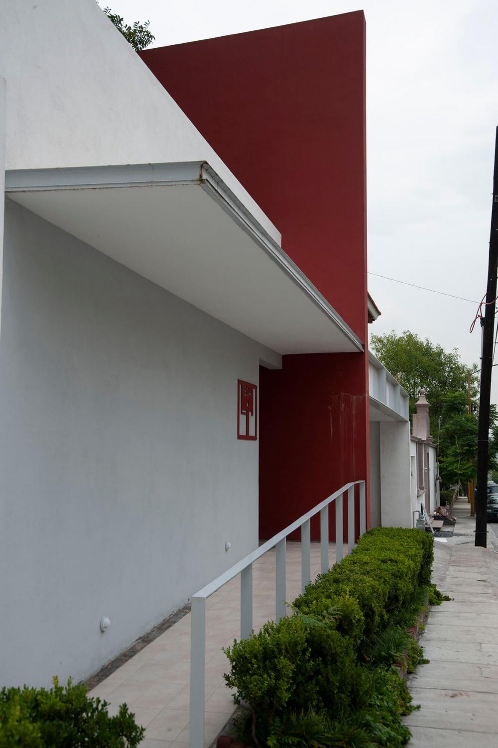 Exterior de Casa Río Villagrán