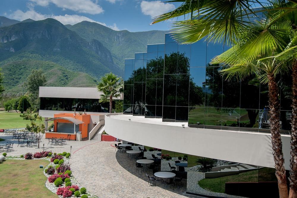 Exterior de Club Golf Valle Alto