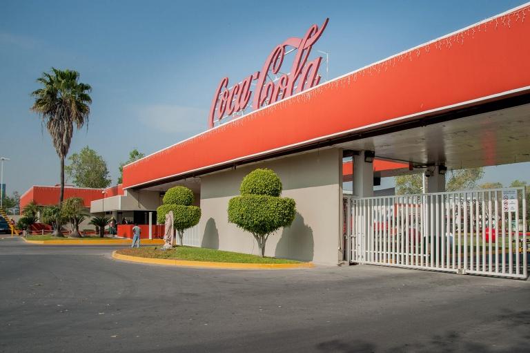 Coca-Cola Guadalupe