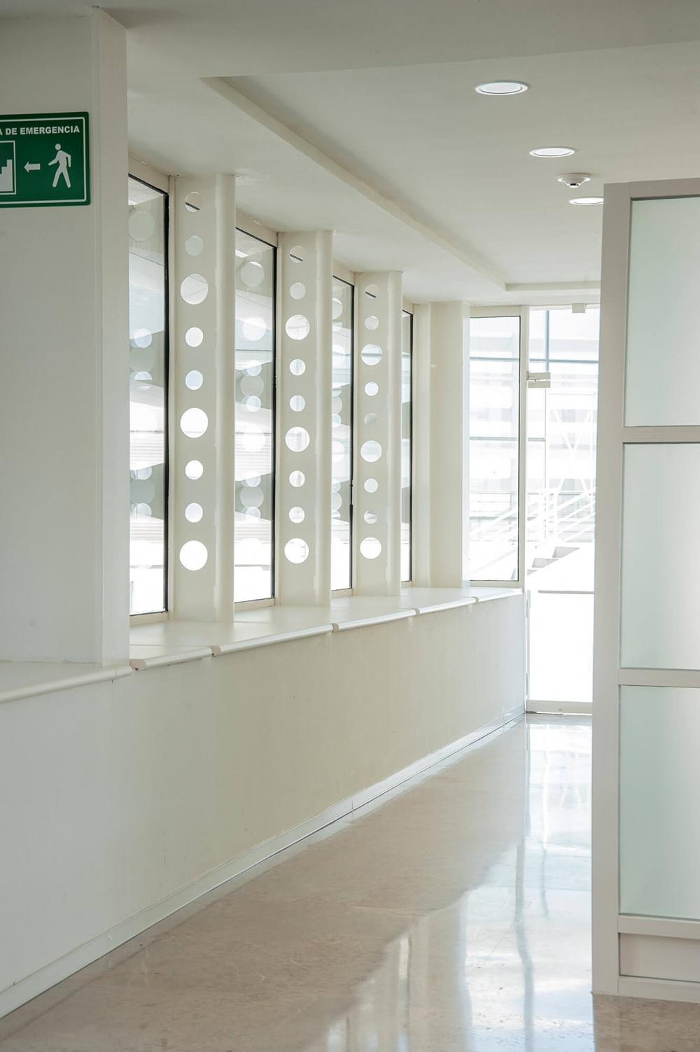 Interior de Corporativo Soriana