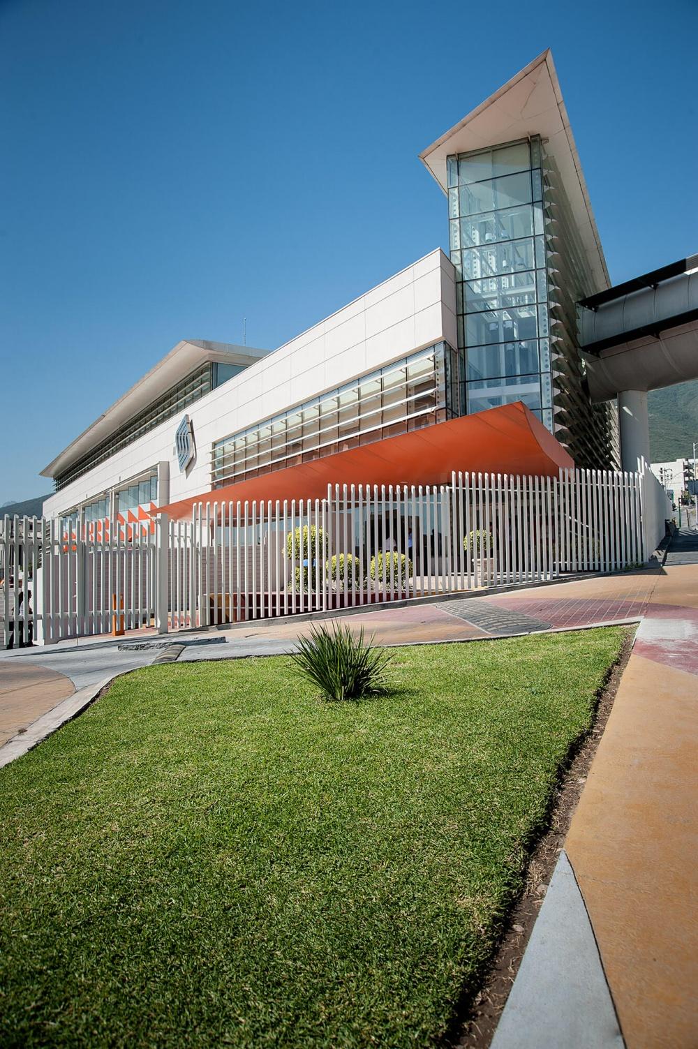 Exterior de Corporativo Soriana