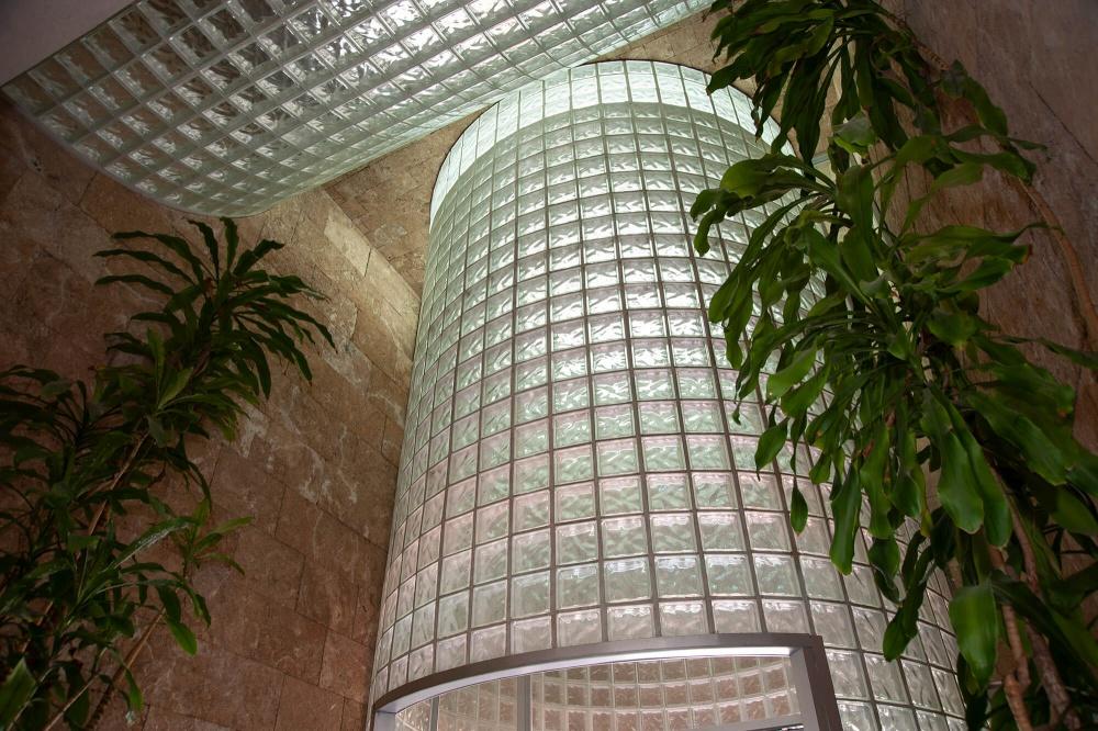 Interior de Corporativo Vitro