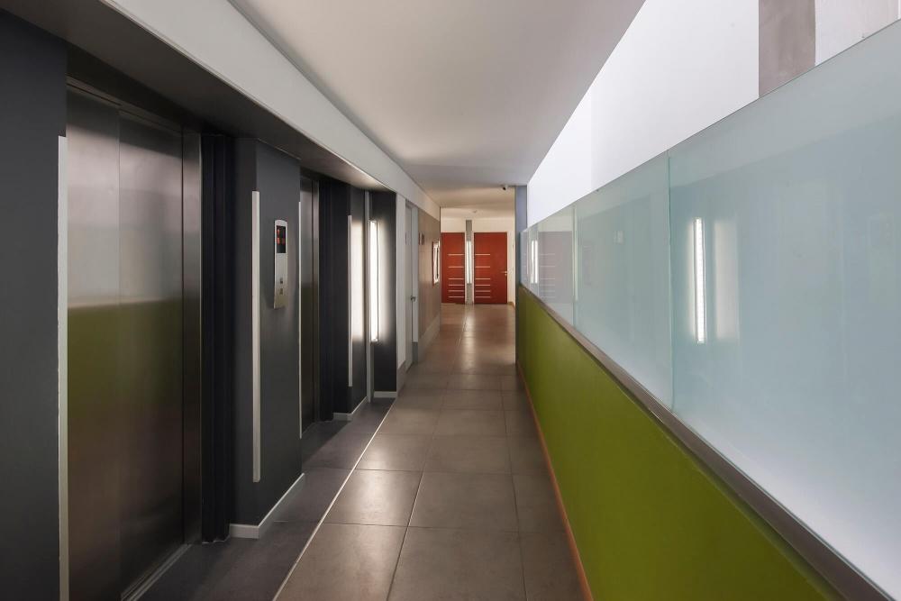Interior de El Vivero