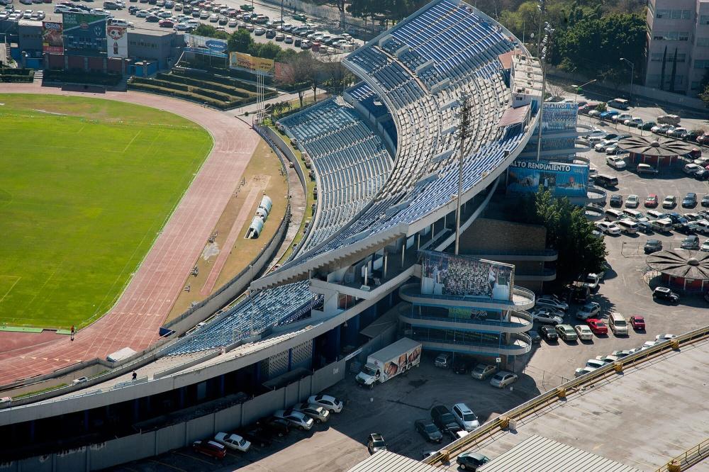 Volado Estadio Tec