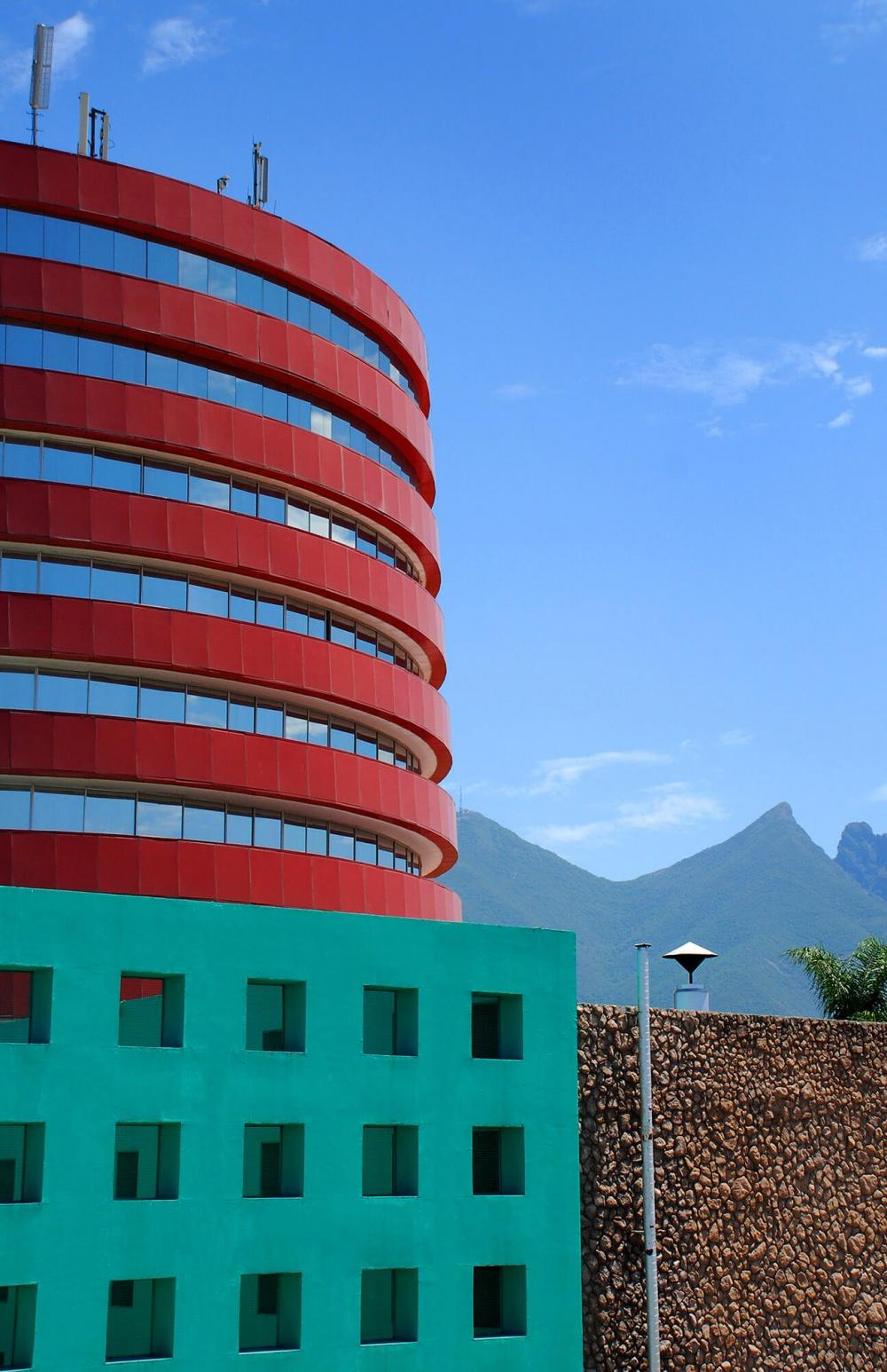 Exterior de Hotel Holiday Inn Fundidora