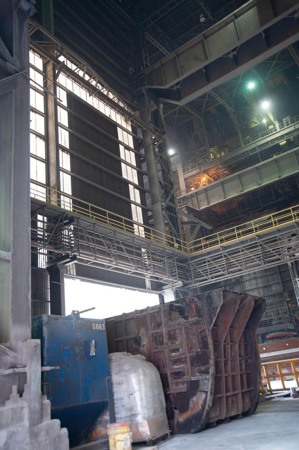 Interior de Hylsa