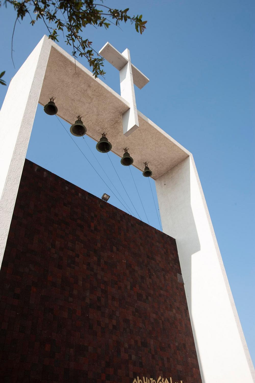 Exterior de Iglesia Guadalupe