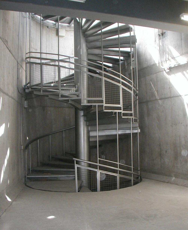 Interior de Unidad Deportiva Instituto Brillamont