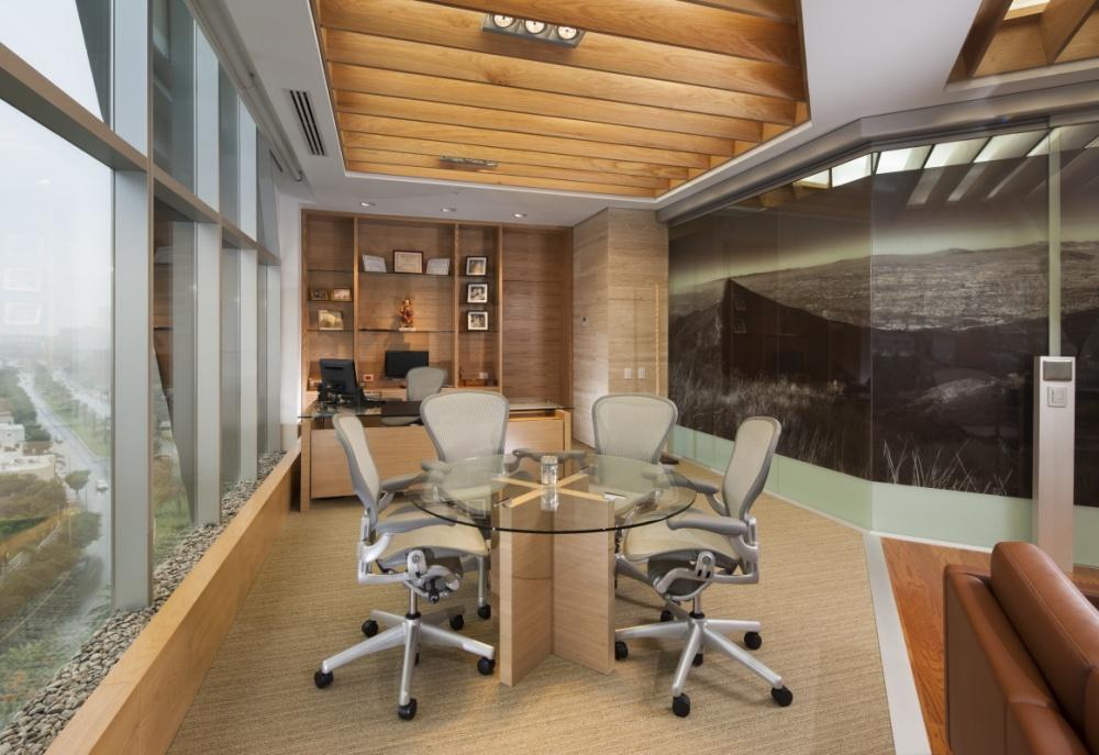 Interior oficinas Proteso
