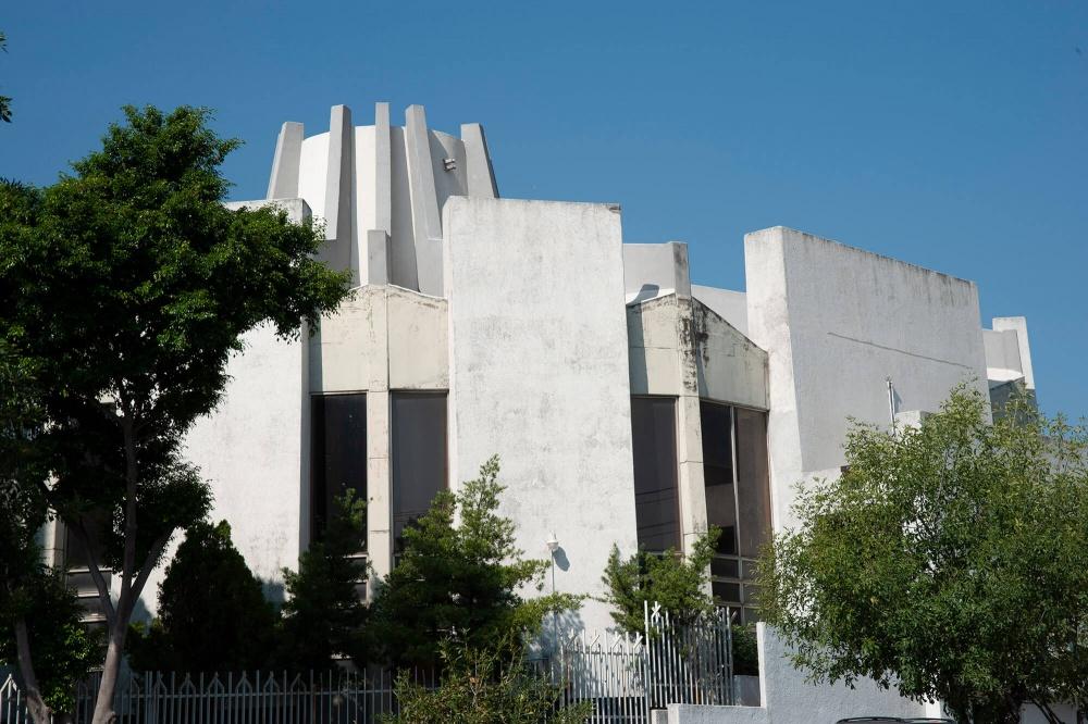 Exterior de Iglesia San Francisco de Asis