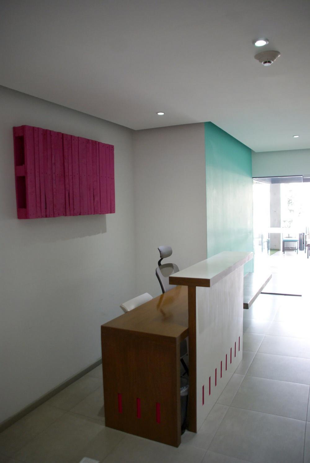 Interior de Semillero Dos