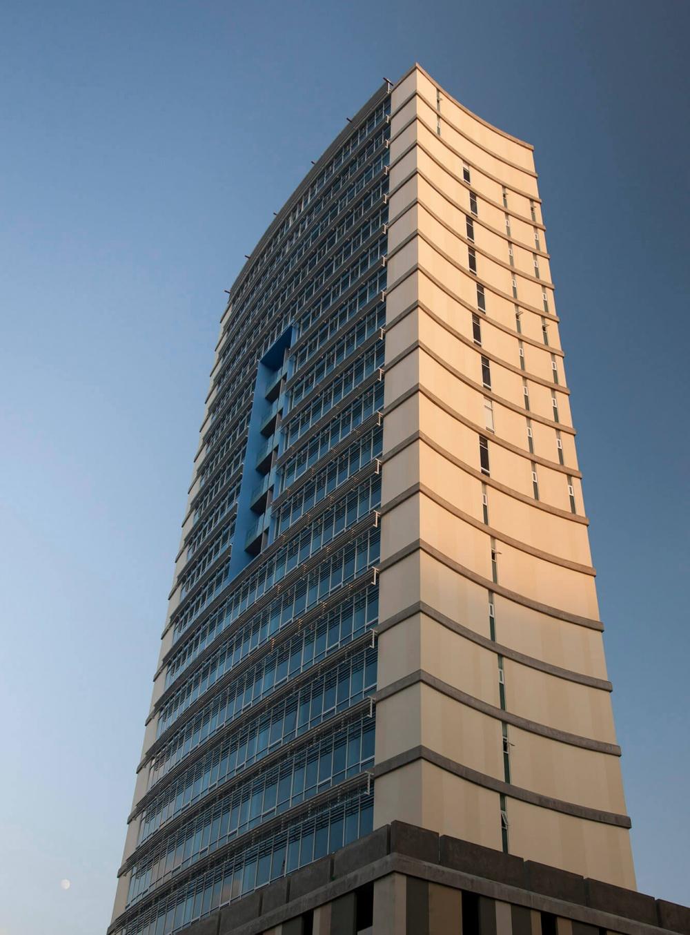 Edificio de Torres Zafiro
